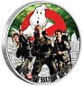 2017 Ghostbusters: Crew 1 oz Silver Coin Perth Mint
