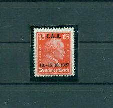 Briefmarken aus dem deutschen Reich (1924-1932) m. Falz