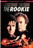 The Rookie (1990 Charlie Sheen) DVD NEW