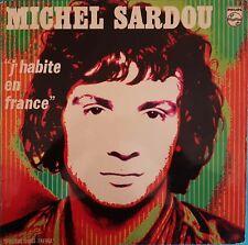 MICHEL SARDOU J'HABITE EN FRANCE