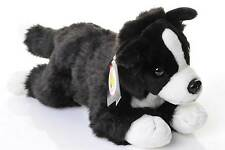 Dowman Border Collie Dog Soft Toy 38cm - Brand New with Tags