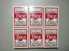 NEW, RARE - Bee Wynn Diamond Back Red Standard Index OHIO made, Red seals