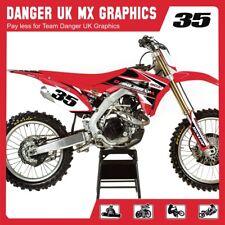 Motocross Graphics Honda