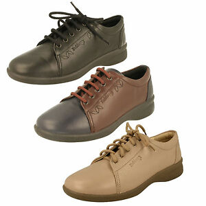 Ladies Padders Wide Fit Casual Shoes  - Refresh 2
