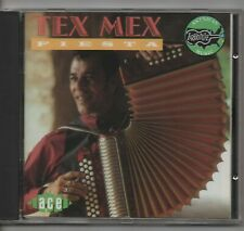 TEX MEX FIESTA various artists 1994 ACE*ARHOOLIE CD