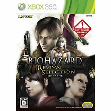 biohazard Xbox 360 Xbox360 Import Japan bio hazard  REVIVAL SELECTION