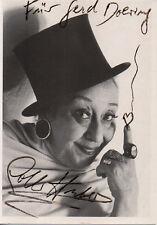 Autogramm - Lotti Huber