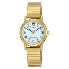 Lorus by Seiko RRS78VX9 Ladies Gold Plated Watch