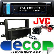 Mercedes C Class CL203 Coupe JVC CD MP3 USB Aux Car Stereo Fascia & Fitting Kit