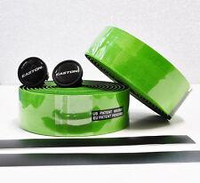 Easton Road Bike Handlebar Microfiber Tape, 1 Pair, Green