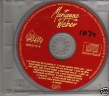 (515R) Marianne Weber, Liefde is... - CD only