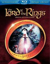 The Lord of the Rings (Blu-ray Disc, 2010, Remastered Deluxe Edition)
