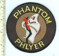 Military Patch U S Navy F-4 Phantom - Phlyer ( Pilot )