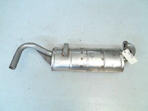 Muffler Assembly Fits Fiat X 1/9 1290cc & X 1/9 1498cc    148-983