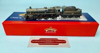 BACHMANN 31-119 'OO' STANDARD CLASS 4MT 75035 BR LINED LATE CREST WEATHERED NEW