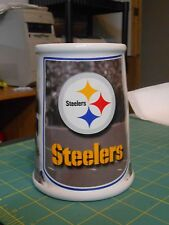 Pittsburgh Steelers Ceramic Mug Stein