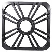 Kicker 10 Inch 25cm Square Subwoofer Grille for 11S10L7 LED Charcoal