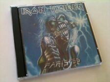 Iron Maiden Double CD Paris France 1999 ED Hunter Tour 1999