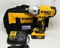 DEWALT DCF899 20-Volt Max XR Lithium-Ion 1/2 in. Cordless Impact Wrench KiT