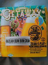 SOL DE JANEIRO Bum Bum Carnaval Getaway Set - Cream, Fragrance Mist, Shower Gel