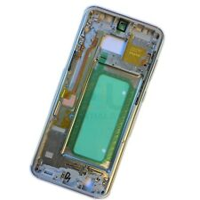 Artic Silver Metal Mid Frame Housing Replacement For Samsung Galaxy S8+ Plus