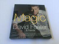 "DAVID FOSTER ""The Magic Of David Foster & Friends""  2CD  FS"
