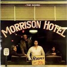 THE DOORS VINYL LP MORRISON HOTEL