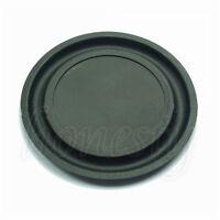 2X 30mm-75mm Low Sounds Bass Vibration Plate Bass Passive Diaphragm Speaker DIY