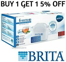 BRITA Maxtra+ Plus Universal Water Filter Genuine Cartridges Refills - 6 Packs