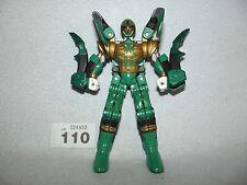 Power Rangers Ninja Storm GREEN SAMURAI MORPHIN RANGER