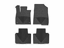 WeatherTech All-Weather Floor Mats for Honda Accord 2018-2020 1st 2nd Row Black