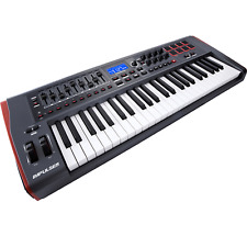 New Novation Impulse 49/ Keyboard USB MIDI Controller Ableton Lite & More Mac PC