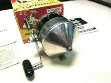 Nos - Vintage Zebco Fishing Reel - Model Spinner #55 - Reel Has Never Been Used