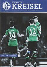 Schalker toupie + 30.09.2014 + FC schalke 04 vs. NK Maribor + Ligue des champions