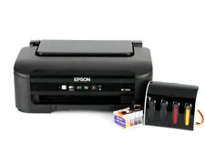 Epson WorkForce WF-2010W Printer with NON OEM CISS Sublimation printing Bundle