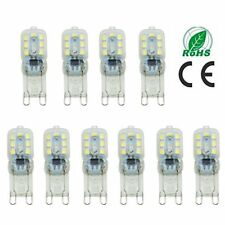 Pocketman 10 Packs 2W 14 SMD 2835 Dimmable G9 Led Bulbs,Led Energy Saving Bulbs,