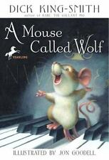 A Mouse Called Wolf King-Smith, Dick Paperback