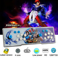 Metal Box 1220 In 1 Retro Game Pandora's Box 6 Arcade Console Gamepad HDMI USB