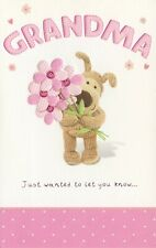 American Greetings Boofle Mother's Day Card: Grandma...You're Loved a Bunch!