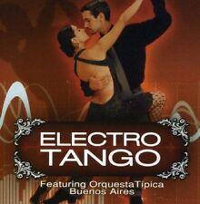 CD de musique tango pour Electro