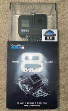 "Brand New GoPro Hero 8 Black - ""NEVER OPEN"""