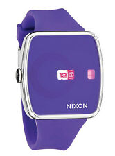 The Iris - Purple - Lila - Violett - Nixon Uhr
