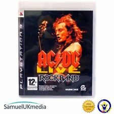 AC/DC Live: Rockband (PS3) **GREAT CONDITION!!**