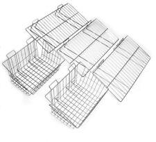 Proslat Shelf and Basket Combo Pack (5-Piece) Durable Storage Solutions Garage