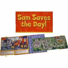 Fireman Sam: Sam Saves the Day (Fireman Sam Track Book) Mixed media product Book