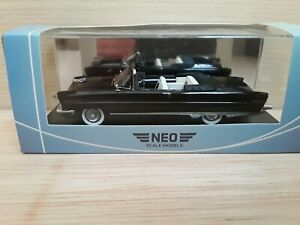 NEO 1/43 Lincoln Première convertible 1956 Neo scale models