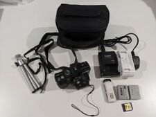 Canon PowerShot G1 X 14.3MP Digital Camera - Black, Includes EXTRAS!