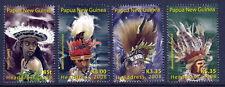 Papua New Guinea 2008 Headdresses