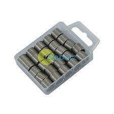 25 Pieza Tipo HELICOIL inserciones de hilo M10 X 1.50mm funciona con Kit de Reparación de Rosca