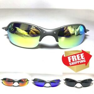 X-Metal Cyclops Bike Glasses Cycling Ruby Polarized Lenses TITANIUM Goggles 2021